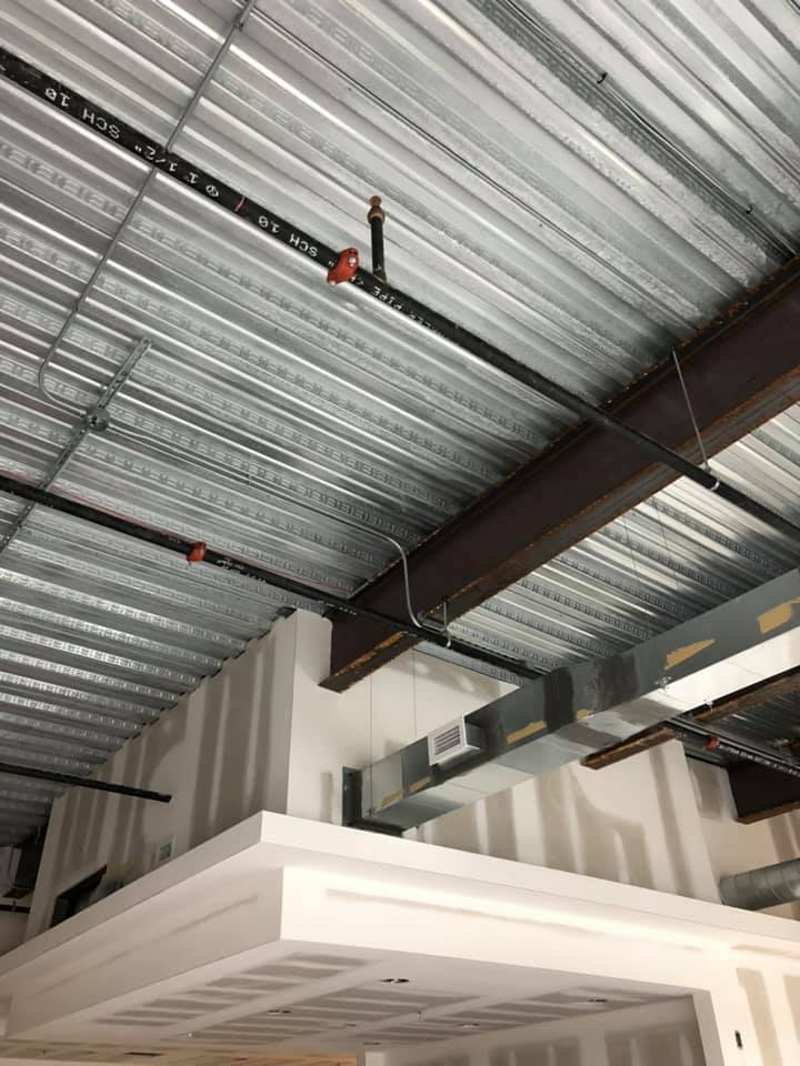 Painting Passivated Steel